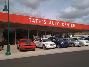Tate's Collision Center, Holbrook 86025