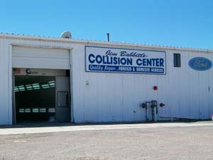 Jim Babbitt's Collision Center, Flagstaff 86002