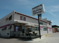 Koppy's Body Shop, Youngtown 85363