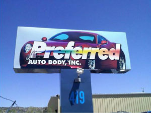 Preferred Auto Body, Prescott 86301