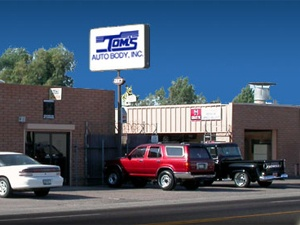 Tom's Auto Body, Inc., Phoenix 85034