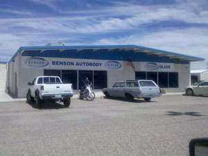 Benson Autobody and Glass, Benson 85602
