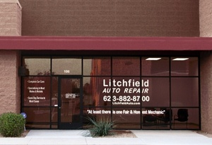 Litchfield Auto Repair, Goodyear 85338