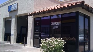Crawford's Auto Repair, Mesa 85210