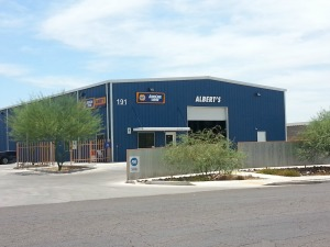Albert's AutoCare Center, Tucson 85719