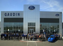 Gaudin Ford Collision Center, Las Vegas 89118