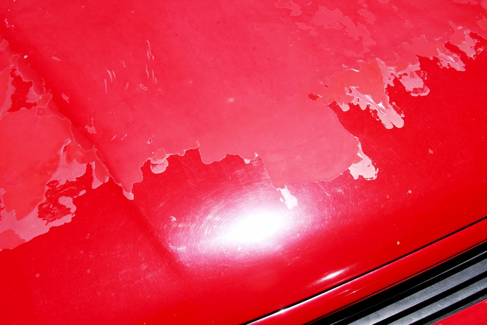 Peeling Paint Jobs: How It Happens and What You Can Do